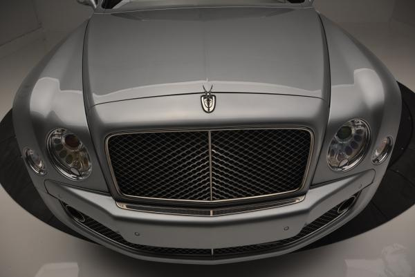 Used 2012 Bentley Mulsanne for sale Sold at Alfa Romeo of Westport in Westport CT 06880 17