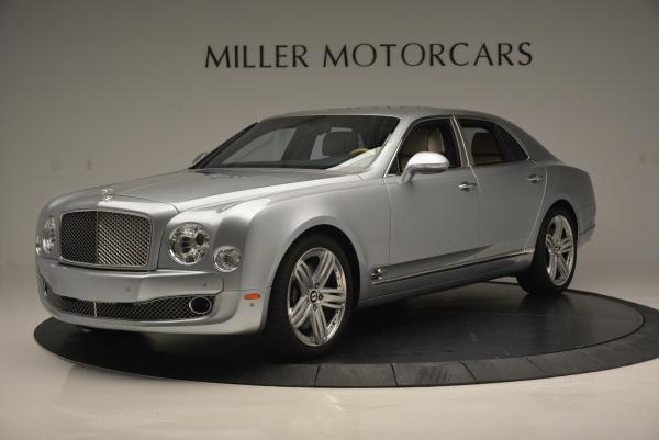 Used 2012 Bentley Mulsanne for sale Sold at Alfa Romeo of Westport in Westport CT 06880 2
