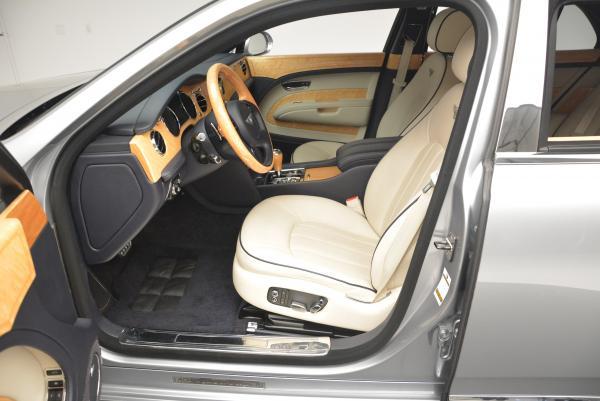 Used 2012 Bentley Mulsanne for sale Sold at Alfa Romeo of Westport in Westport CT 06880 25