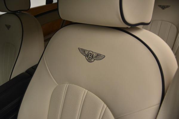 Used 2012 Bentley Mulsanne for sale Sold at Alfa Romeo of Westport in Westport CT 06880 27