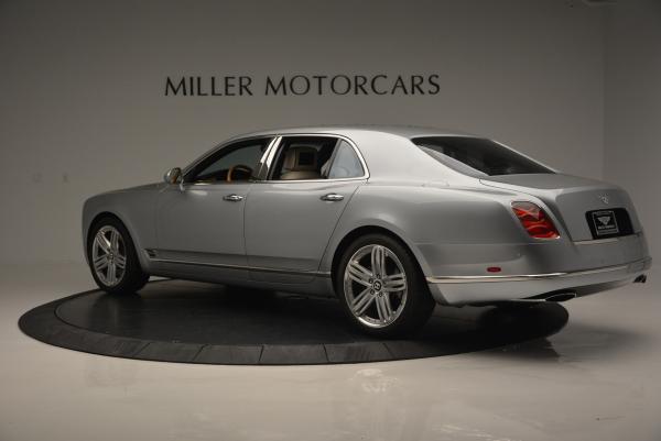 Used 2012 Bentley Mulsanne for sale Sold at Alfa Romeo of Westport in Westport CT 06880 5