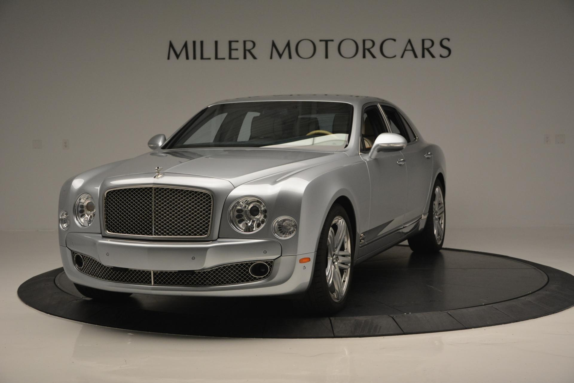 Used 2012 Bentley Mulsanne for sale Sold at Alfa Romeo of Westport in Westport CT 06880 1