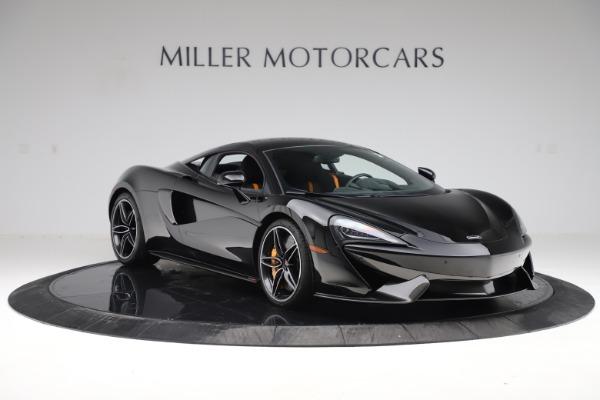 Used 2017 McLaren 570S Coupe for sale Call for price at Alfa Romeo of Westport in Westport CT 06880 10