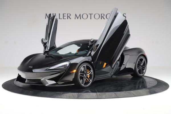 Used 2017 McLaren 570S Coupe for sale Call for price at Alfa Romeo of Westport in Westport CT 06880 13