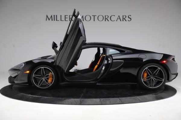 Used 2017 McLaren 570S Coupe for sale Call for price at Alfa Romeo of Westport in Westport CT 06880 14