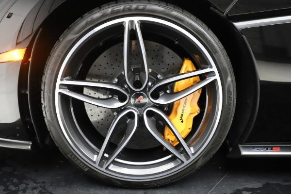 Used 2017 McLaren 570S Coupe for sale Call for price at Alfa Romeo of Westport in Westport CT 06880 15