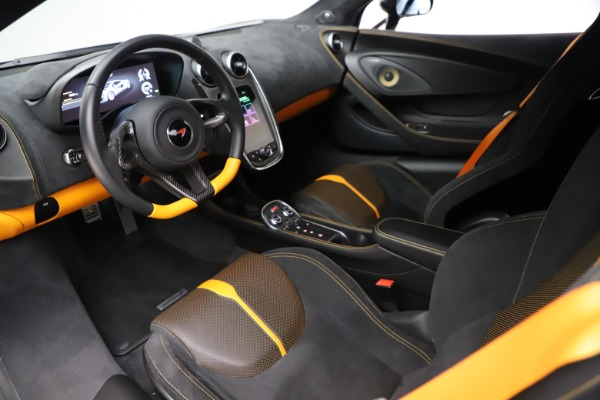 Used 2017 McLaren 570S Coupe for sale Call for price at Alfa Romeo of Westport in Westport CT 06880 16