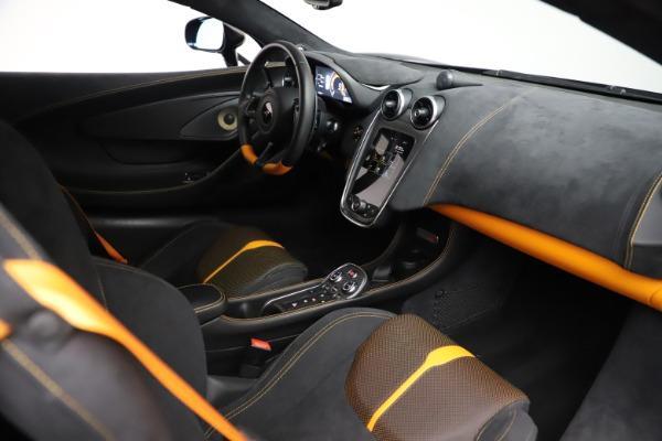 Used 2017 McLaren 570S Coupe for sale Call for price at Alfa Romeo of Westport in Westport CT 06880 19