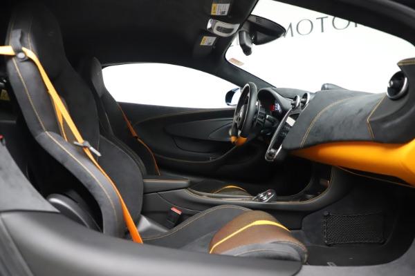 Used 2017 McLaren 570S Coupe for sale Call for price at Alfa Romeo of Westport in Westport CT 06880 20