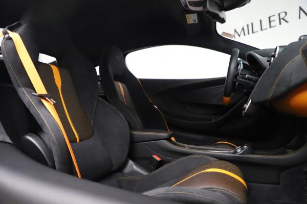 Used 2017 McLaren 570S Coupe for sale Call for price at Alfa Romeo of Westport in Westport CT 06880 21