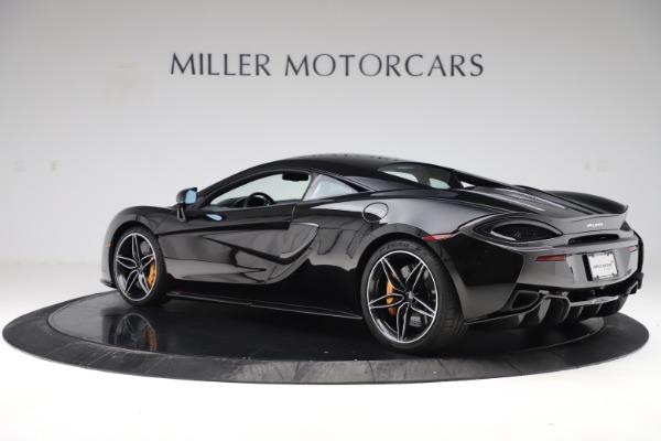 Used 2017 McLaren 570S Coupe for sale Call for price at Alfa Romeo of Westport in Westport CT 06880 3