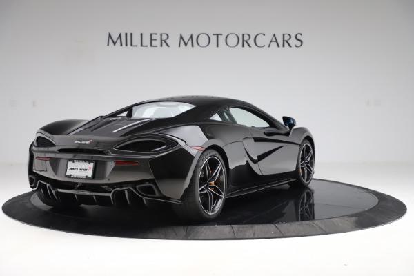 Used 2017 McLaren 570S Coupe for sale Call for price at Alfa Romeo of Westport in Westport CT 06880 6