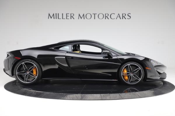 Used 2017 McLaren 570S Coupe for sale Call for price at Alfa Romeo of Westport in Westport CT 06880 8