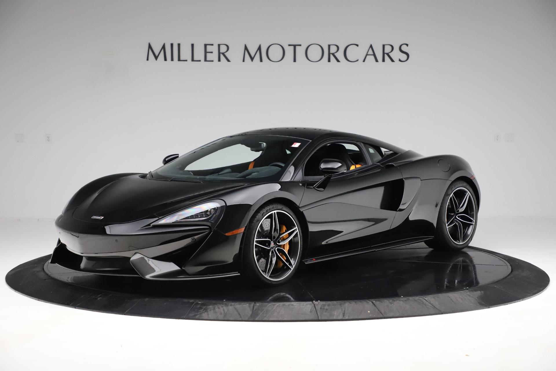 Used 2017 McLaren 570S Coupe for sale Call for price at Alfa Romeo of Westport in Westport CT 06880 1