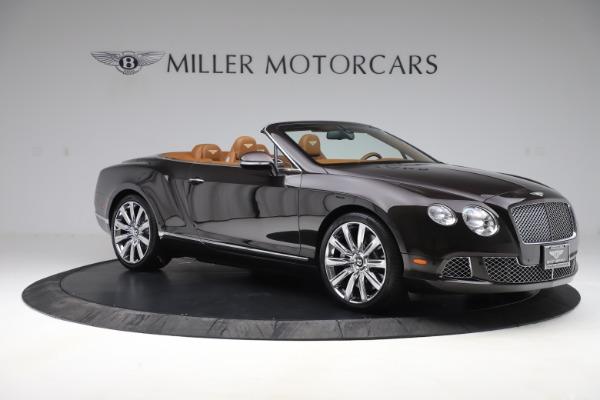 Used 2013 Bentley Continental GT W12 for sale Sold at Alfa Romeo of Westport in Westport CT 06880 10