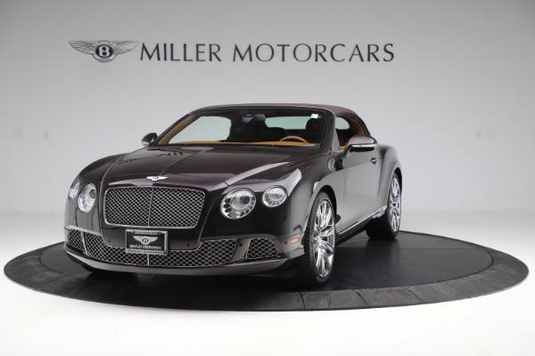 Used 2013 Bentley Continental GT W12 for sale Sold at Alfa Romeo of Westport in Westport CT 06880 13