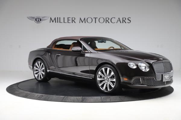 Used 2013 Bentley Continental GT W12 for sale Sold at Alfa Romeo of Westport in Westport CT 06880 18