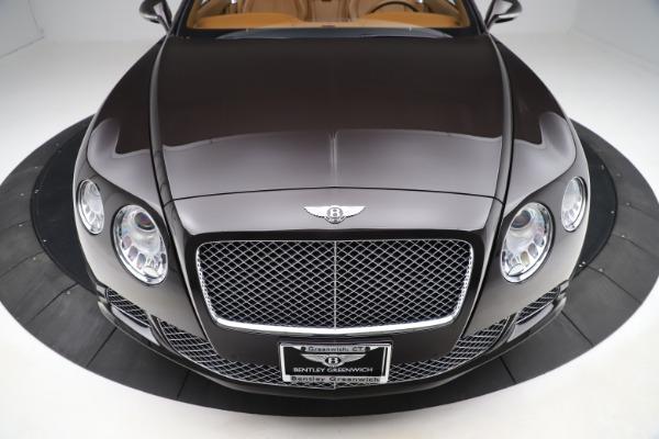 Used 2013 Bentley Continental GT W12 for sale Sold at Alfa Romeo of Westport in Westport CT 06880 19