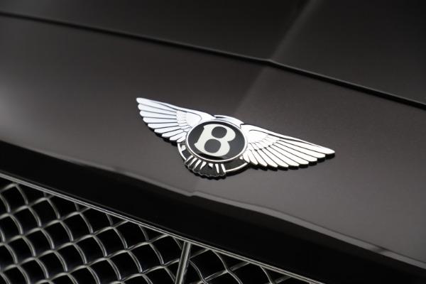 Used 2013 Bentley Continental GT W12 for sale Sold at Alfa Romeo of Westport in Westport CT 06880 20
