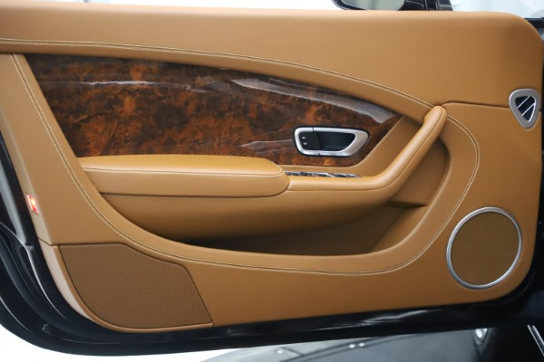 Used 2013 Bentley Continental GT W12 for sale Sold at Alfa Romeo of Westport in Westport CT 06880 22