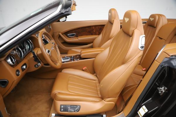 Used 2013 Bentley Continental GT W12 for sale Sold at Alfa Romeo of Westport in Westport CT 06880 24