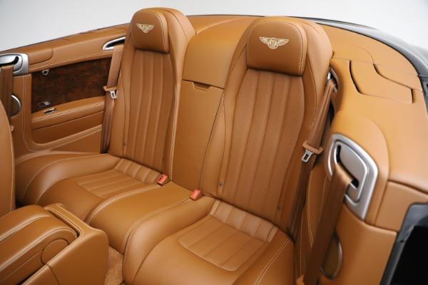 Used 2013 Bentley Continental GT W12 for sale Sold at Alfa Romeo of Westport in Westport CT 06880 28