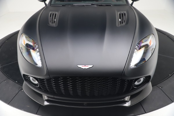 New 2019 Aston Martin Vanquish Zagato Shooting Brake for sale Sold at Alfa Romeo of Westport in Westport CT 06880 21