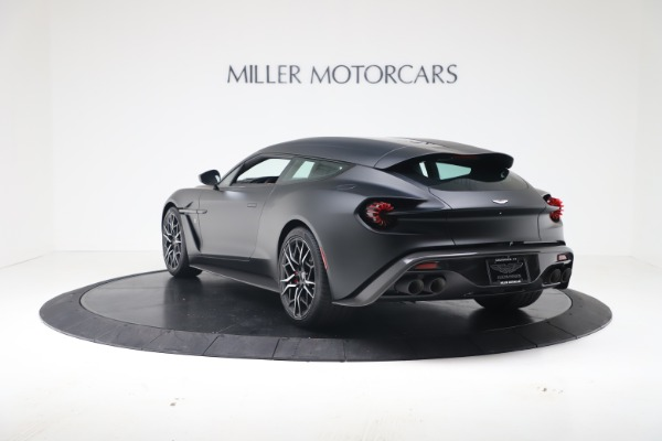New 2019 Aston Martin Vanquish Zagato Shooting Brake for sale Sold at Alfa Romeo of Westport in Westport CT 06880 5