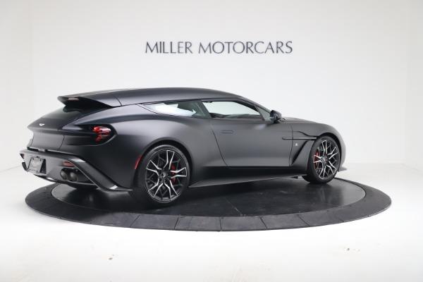 New 2019 Aston Martin Vanquish Zagato Shooting Brake for sale Sold at Alfa Romeo of Westport in Westport CT 06880 8