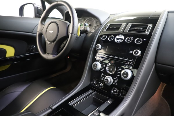 Used 2015 Aston Martin V12 Vantage S Coupe for sale Sold at Alfa Romeo of Westport in Westport CT 06880 15