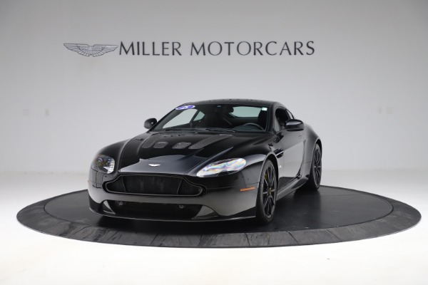 Used 2015 Aston Martin V12 Vantage S Coupe for sale Sold at Alfa Romeo of Westport in Westport CT 06880 2
