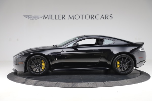 Used 2015 Aston Martin V12 Vantage S Coupe for sale Sold at Alfa Romeo of Westport in Westport CT 06880 3