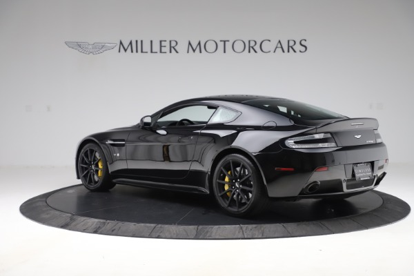 Used 2015 Aston Martin V12 Vantage S Coupe for sale Sold at Alfa Romeo of Westport in Westport CT 06880 4