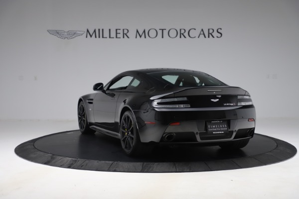 Used 2015 Aston Martin V12 Vantage S Coupe for sale Sold at Alfa Romeo of Westport in Westport CT 06880 5