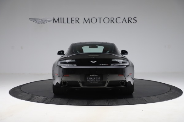 Used 2015 Aston Martin V12 Vantage S Coupe for sale Sold at Alfa Romeo of Westport in Westport CT 06880 6