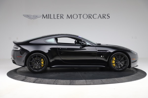 Used 2015 Aston Martin V12 Vantage S Coupe for sale Sold at Alfa Romeo of Westport in Westport CT 06880 8