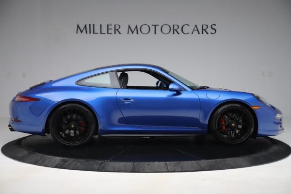 Used 2015 Porsche 911 Carrera GTS for sale Sold at Alfa Romeo of Westport in Westport CT 06880 10