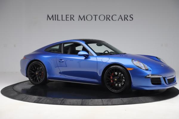 Used 2015 Porsche 911 Carrera GTS for sale Sold at Alfa Romeo of Westport in Westport CT 06880 11