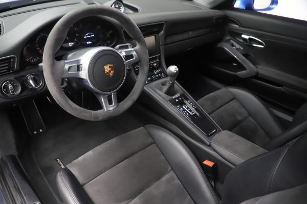Used 2015 Porsche 911 Carrera GTS for sale Sold at Alfa Romeo of Westport in Westport CT 06880 14