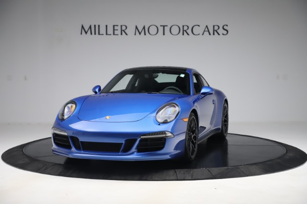 Used 2015 Porsche 911 Carrera GTS for sale Sold at Alfa Romeo of Westport in Westport CT 06880 2