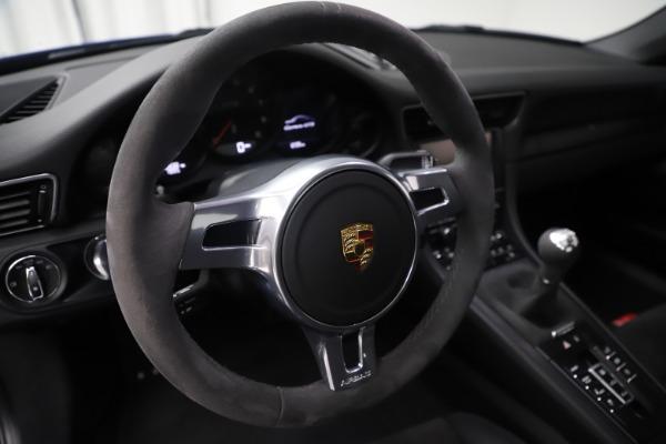 Used 2015 Porsche 911 Carrera GTS for sale Sold at Alfa Romeo of Westport in Westport CT 06880 21