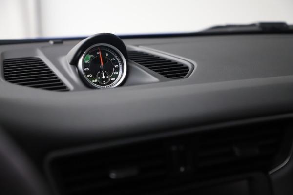 Used 2015 Porsche 911 Carrera GTS for sale Sold at Alfa Romeo of Westport in Westport CT 06880 26