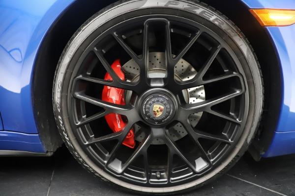 Used 2015 Porsche 911 Carrera GTS for sale Sold at Alfa Romeo of Westport in Westport CT 06880 28