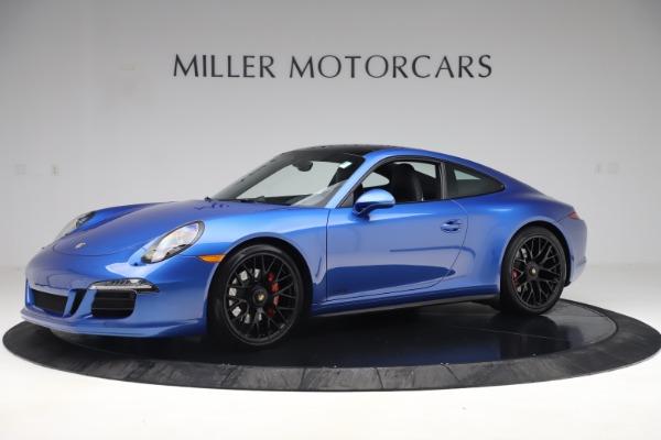 Used 2015 Porsche 911 Carrera GTS for sale Sold at Alfa Romeo of Westport in Westport CT 06880 3