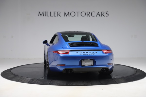 Used 2015 Porsche 911 Carrera GTS for sale Sold at Alfa Romeo of Westport in Westport CT 06880 6