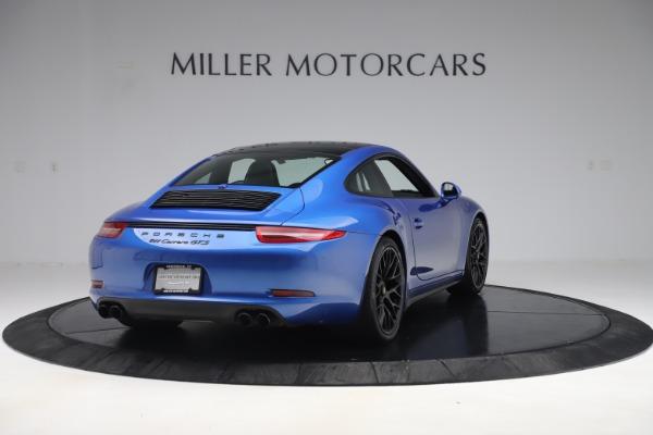 Used 2015 Porsche 911 Carrera GTS for sale Sold at Alfa Romeo of Westport in Westport CT 06880 8