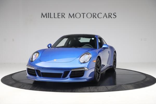Used 2015 Porsche 911 Carrera GTS for sale Sold at Alfa Romeo of Westport in Westport CT 06880 1