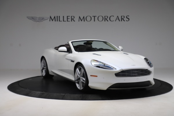 Used 2012 Aston Martin Virage Volante for sale $89,900 at Alfa Romeo of Westport in Westport CT 06880 11