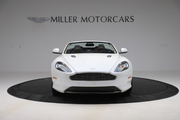 Used 2012 Aston Martin Virage Volante for sale $89,900 at Alfa Romeo of Westport in Westport CT 06880 12