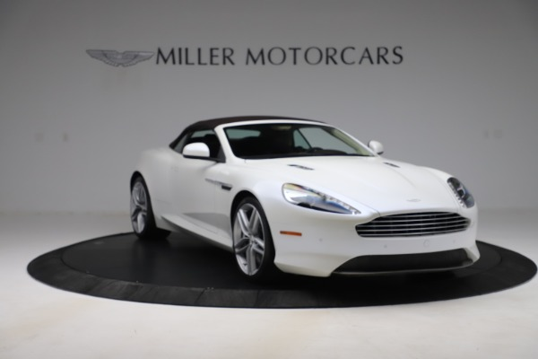 Used 2012 Aston Martin Virage Volante for sale $89,900 at Alfa Romeo of Westport in Westport CT 06880 15